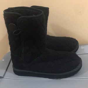 Women Ugg Knit short boot